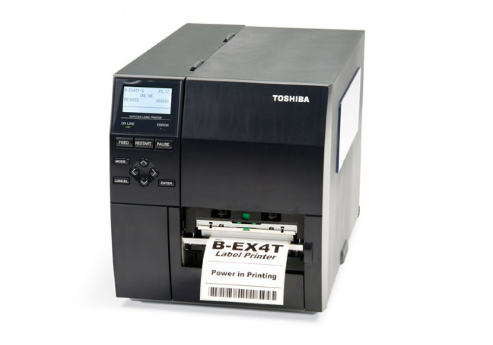 Toshiba B-EX4T1 Thermal Transfer Printer