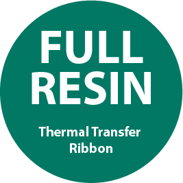 Full Resin Thermal Transfer Ribbon